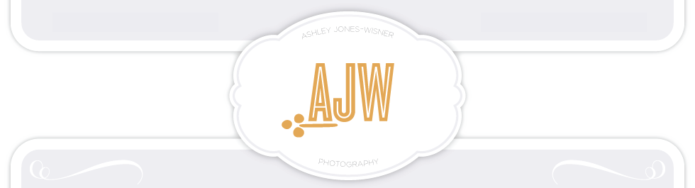 Ashley Jones-Wisner Photography, Lawrence Kansas Photographer logo